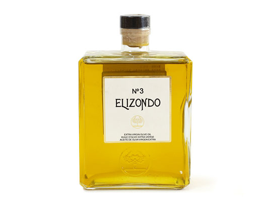 ELIZONDO Nº3 オリーブオイル