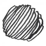 モンブラン 手書きイメージ