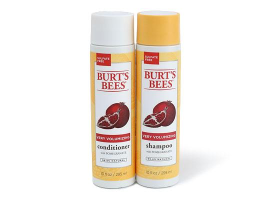BURT'S BEES(バーツビーズ)シャンプー&コンディショナー