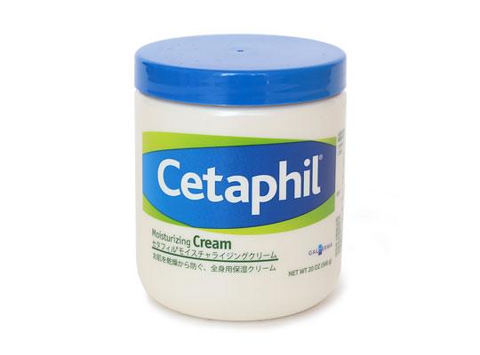 セタフィル モイスチャライジングクリーム