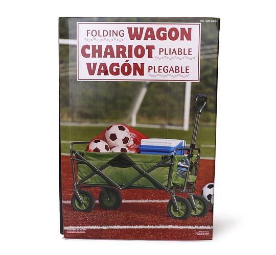 CHARIOT 折りたたみワゴンカート 外箱