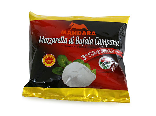 MANDARA 水牛のモッツァレラチーズ