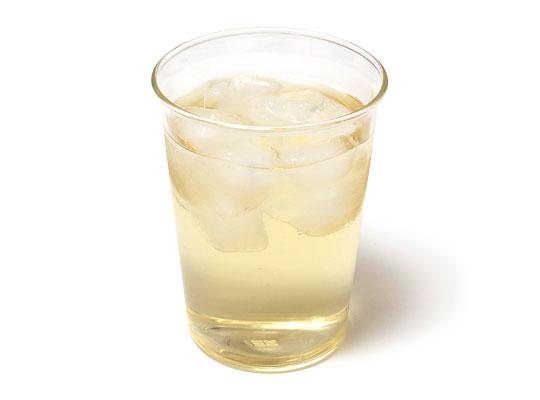 3:1の割合で作った青リンゴ酢