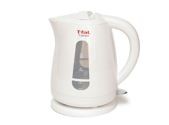 T-fal 電気ケトル タスホワイト1.5L