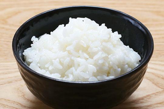 ゆめぴりか 炊いたお米