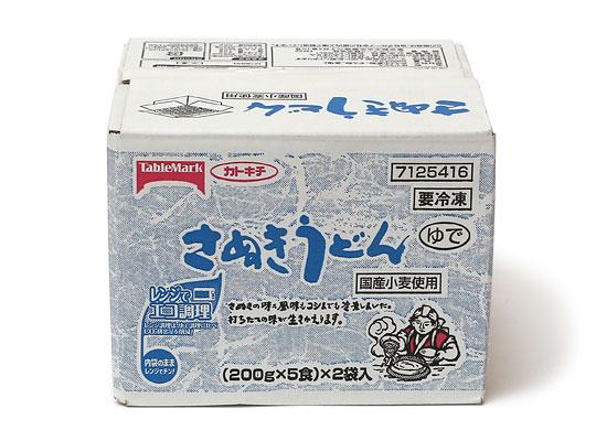 カトキチ 冷凍さぬきうどん 10食入