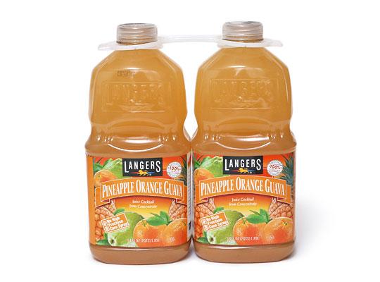 ランガーズ パイナップルオレンジグァバ