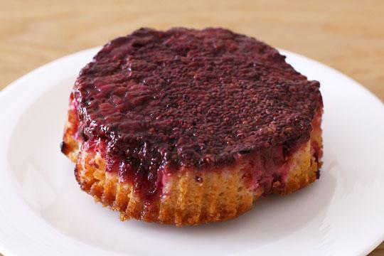 ラズベリールバーブケーキ 1個