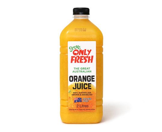 GROVE オンリーフレッシュ オレンジジュース