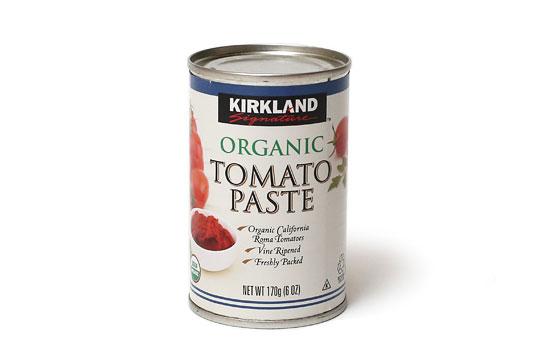 カークランド オーガニックトマトペースト 1缶