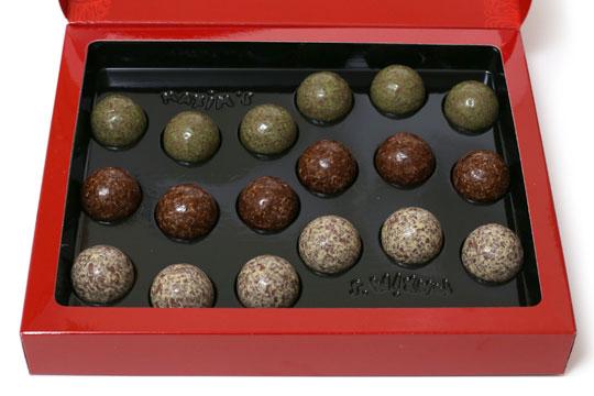 マキシム・ド・パリ チョコレートアソート 開封