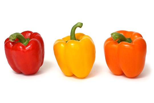 Dole パプリカ 3種(赤・黄・橙)