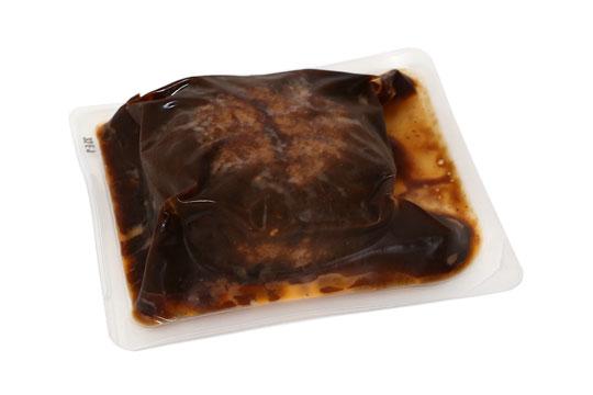 伊藤ハム ハンバーグステーキ パウチパック1個