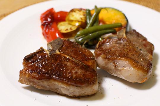 オーストラリア産 ラムロインチョップ ラム肉のステーキ