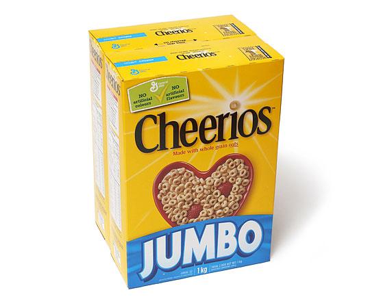 チェリオス オーツ麦シリアル 2箱セット