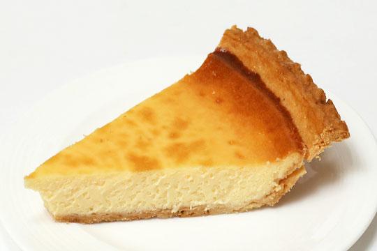 トリプルチーズタルト 16等分