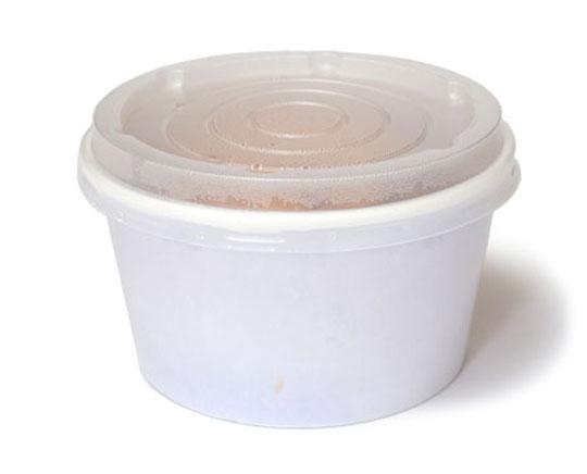 チリビーンズポテト 容器