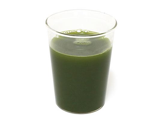 森半 宇治抹茶グリーンティー 規定の割合で作ったグリーンティー