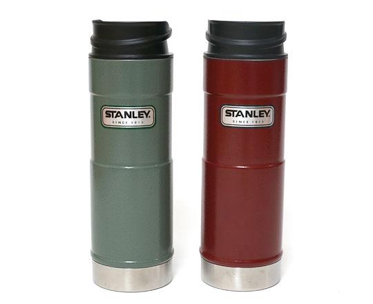スタンレー クラシックワンハンドバキュームマグ 2色セット
