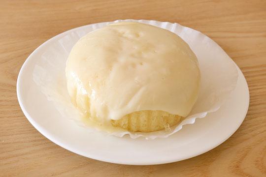 ハバティスライスチーズで焼きチーズケーキ