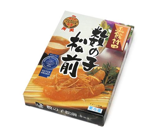 函館竹田 数の子松前 醤油漬