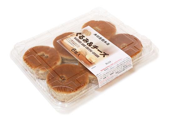 木村屋総本店 くるみ&チーズ