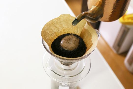 カークランドシグネチャー エチオピア イルガチェフェコーヒー ハンドドリップ