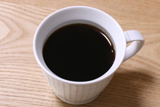 カークランドシグネチャー エチオピア イルガチェフェコーヒー 出来上がり
