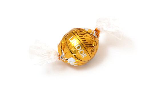 リンツリンドール アソートバッグ キャラメルチョコレート