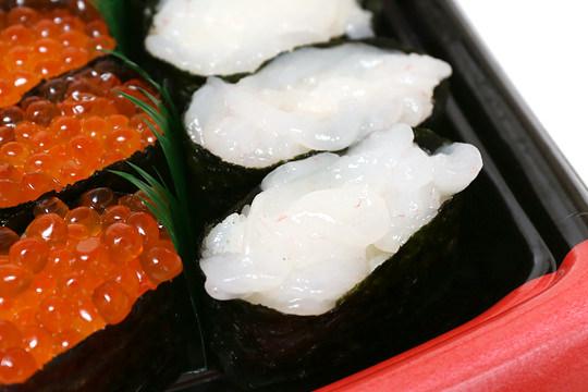特選握り寿司 白えび