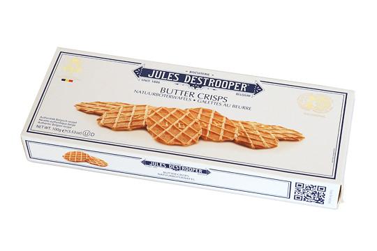 ジュールスデストルーパー バターワッフル(カルディで買ったやつ)