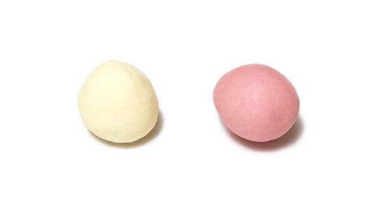 ストロベリーチョコレート いちご&ホワイト 開封