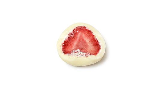 ストロベリーチョコレート いちご&ホワイト カット断面