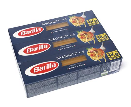バリラスパゲッティNo.5