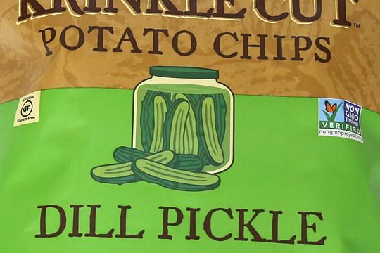 ケトルチップス ディルピクルス味 794g パッケージアップ