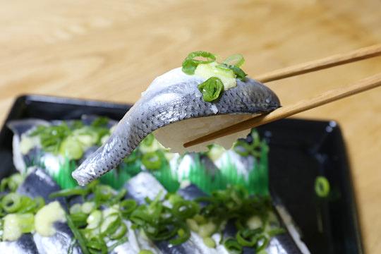 いわし酢〆寿司 1貫