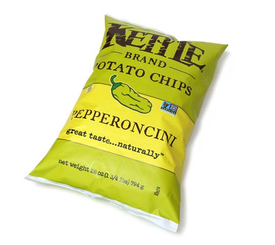 ケトルチップス ペペロンチーニ味
