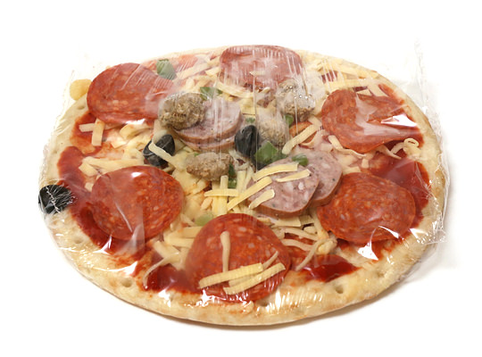 トロナ ペパロニピザ 1枚