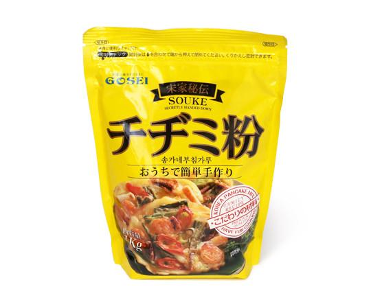 宋家秘伝 チヂミ粉 1袋(1kg)