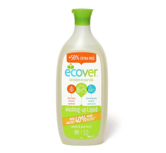 エコベール 食器用洗剤 1本