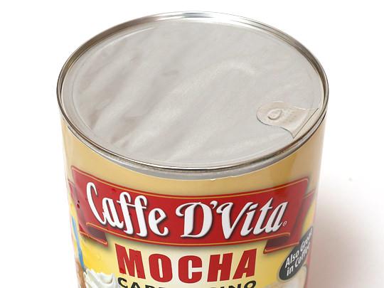 Caffe D'Vita(カフェドビタ) モカ カプチーノ 内蓋