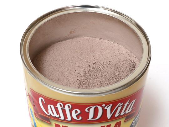 Caffe D'Vita(カフェドビタ) モカ カプチーノ 開封