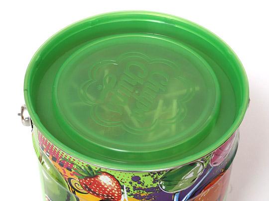 チュッパチャプス フルーツアソート缶 蓋