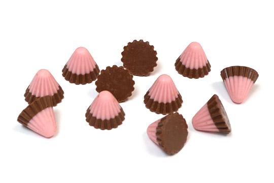 明治 アポロチョコレート  1袋に11粒