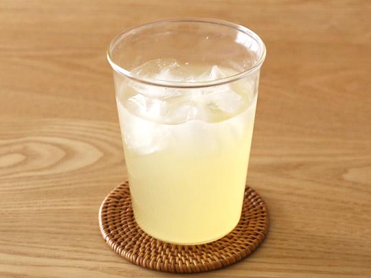 美酢ミチョ 3:1の割合で作ったパイナップル酢