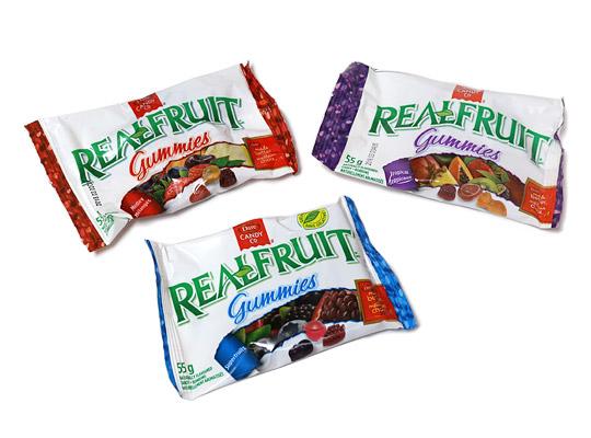 Dare candy リアルフルーツグミキャンディ 3種