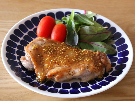ビネガーシェフ ハニーマスタードビネガー 鶏肉のソテー