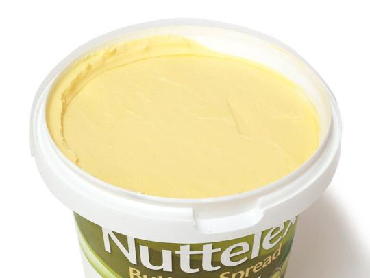 Nuttelex オリーブオイル風味スプレッド 開封