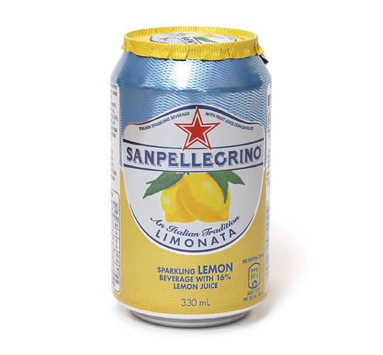 サンペレグリノ スパークリングフルーツベバレッジ レモン 1本