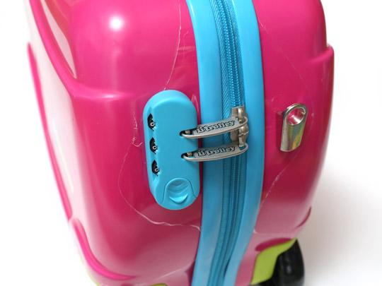 アイデス リトローリー(子供用スーツケース) ダイヤルロック